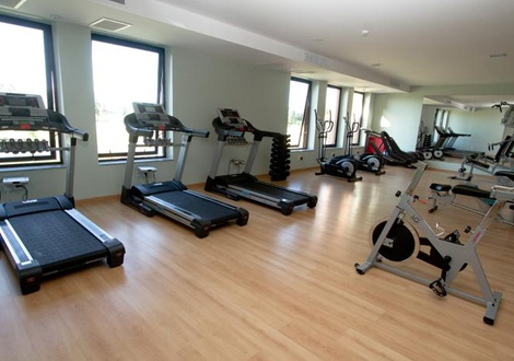 Gym Regency Park Hotel Montevideo
